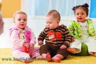 3 menesiu kudikis atsisako kruties